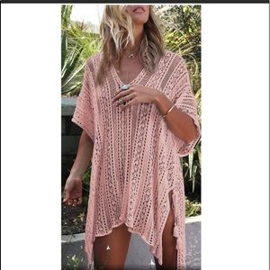 Misty Pearl Swim Cover Up